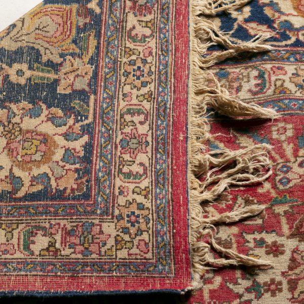 Grand tapis rouge