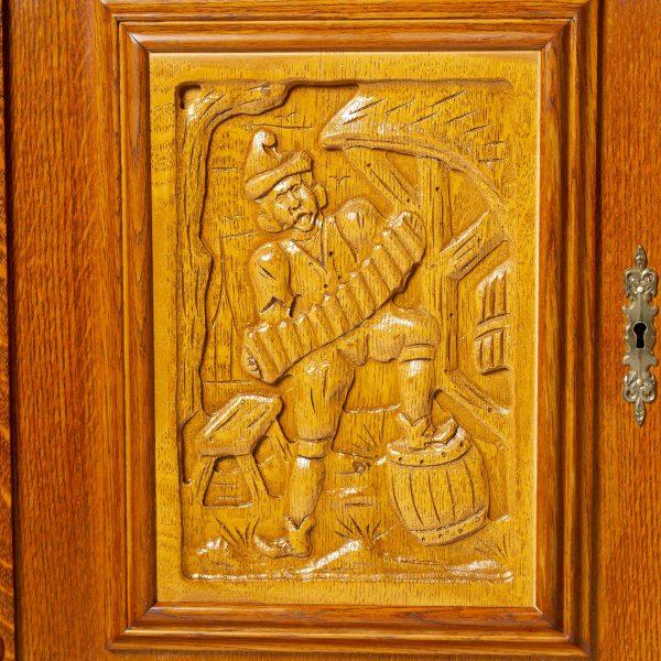 Dressoir renaissance espagnole