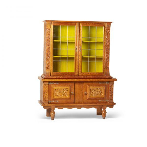 Meuble vitrine «VENDU»