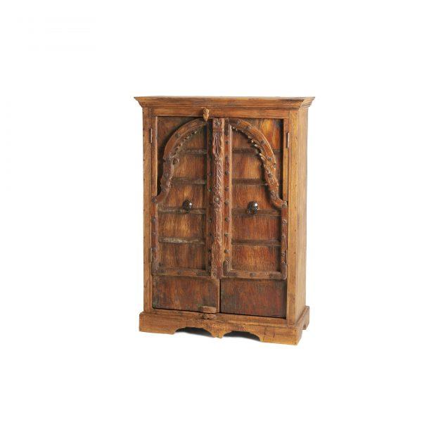 Ancien meuble de rangement Indien