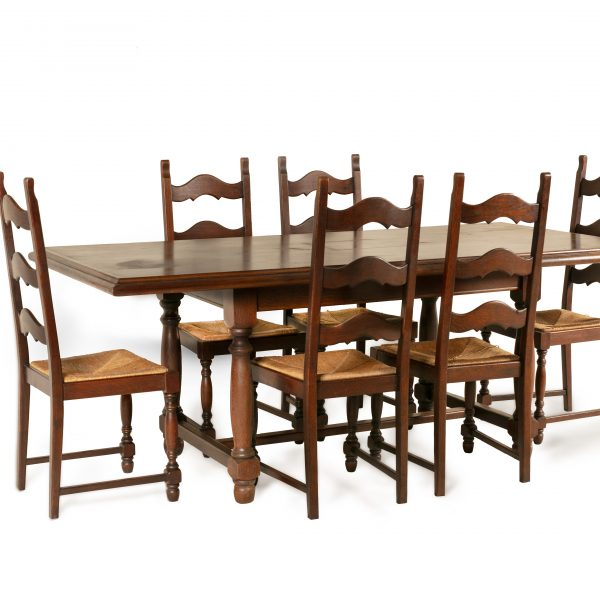 Belle table à manger