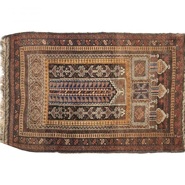 Ancien tapis de prière