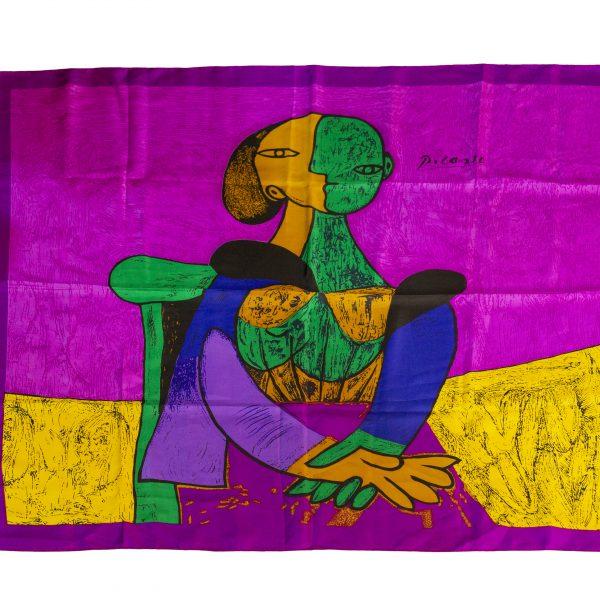 Foulard vintage Picasso