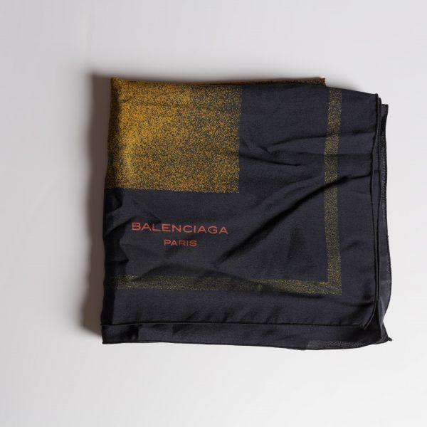 Foulard Balenciaga vintage