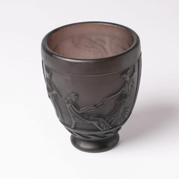 Vase signé Georges de Feure